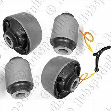 FRONT LOWER CONTROL ARM BUSHING HONDA ODYSSEY 2005-2006 4PCS 2SIDE FAST SHIP