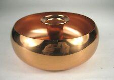 Coppercraft Guild Copper Round Candle Taper Holder Copper Craft