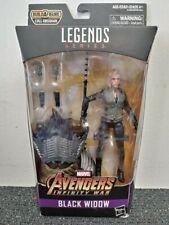 Marvel Legends Avengers Infinity War Black Widow Cull Obsidian BAF Wave MCU