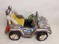 Auto Macchina Elettrica per Bambini Jeep Fuoristrada  Con telecomando 6V