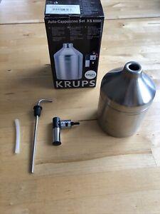 Krups Auto-Cappuchino Set XS 6000