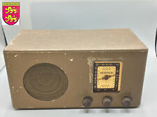 """Radio US ARMY Guerre de Corée Meissner 9-1085 """" Morale Radio """" Korean War"""