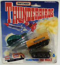 THUNDERBIRDS : THE MOLE DIE CAST MODEL MADE BY MATCHBOX / TYCO TOYS INC IN 1993