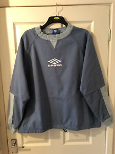 Umbro Liam Gallagher Oasis - Maine Road Drill Top - large size. Sold out.