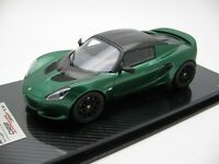 1/18 scale Tecnomodel Lotus Elise Sprint 220 Metallic Green code TM18-110A