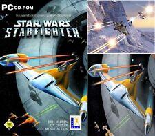 Star Wars Starfighter RARITÄT für PC