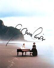 JANE CAMPION GENUINE AUTHENTIC SIGNED THE PIANO 10X8 PHOTO AFTAL & UACC B