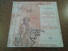 album 2 33 tours vivaldi l'epreuve de l'harmonie et de l'invention opus 8 n°5 a