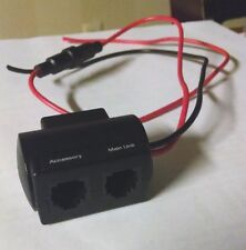 Valentine One 1 V1 Direct Wire Power Adapter