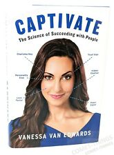 Captivate: The Science of Succeeding with People ~ HC/DJ LIKE NEW
