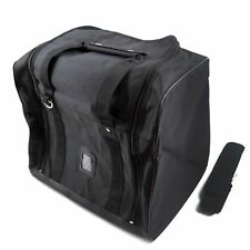 Japanese Kendo Bogu Bag Kendo Accessory Carrier Bag Waterproof Material Black