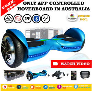 New smart Hoverboard Electric Self-Balancing Scooter Hover Board Skateboard BL