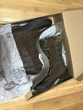 THE NORTH FACE Women's Brown Nuptse Purna Waterproof Faux Fur Snow Boots Sz 6.5