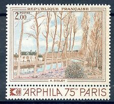 STAMP / TIMBRE FRANCE NEUF LUXE N° 1812 ** TABLEAU ART / ARPHILA 75 SISLEY