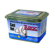 Betts N5 Tyzac 5 Foot Nylon Cast Net 3/8 inch Mesh