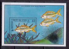 British Virgin Islands Fish Stamps