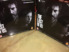 THE LAST OF US JOEL COLLECTOR LIMITED EDITION PS3 NEW SEALED NUOVO SIGILLATO