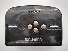Sony Walkman Cassette Player WME4OS Vintage Mega Base and Dolby Sound