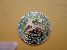 Euro Gedenkmünzen Aus österreich Mit Fußball Motiv Ebay