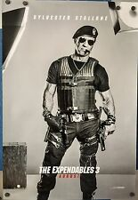 The Expendables 3 (2014) Movie Poster Teaser One Sheet, Sylvester Stallone