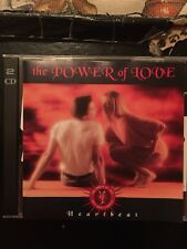 The Power Of Love Heartbeat Used 24 Track Soft Rock Compilation Cd 70s 80s 90s