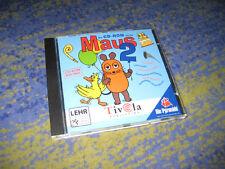 DIE Sendung MIT DER MAUS 2 PC Tivola auch XP