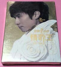 LEO KU  古巨基  GU JU JI : THE GREATEST LOVE  劲歌.金曲 2 -情歌王  新曲+精选(2008)   2CD+DVD