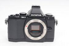 Olympus OM-D E-M5 16.1MP Mirrorless Digital Camera Body MFT                 #333