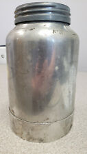 Binks 80 4 Spray Gun Paint Cup Used Possibly Damaged And Unusable