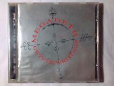 MEGADETH Cryptic writings cd ITALY HDCD