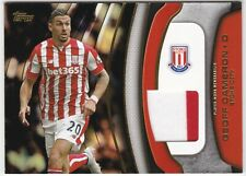 2015 Topps Premier Gold Geoff Cameron Jersey Card (Stoke City)