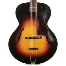Vintage Gibson L-48 Archtop Sunburst