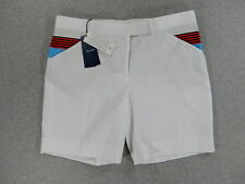 NWT Faconnable Cotton Retro Look Shorts (Mens USA Size 12 - 35) Retails $245