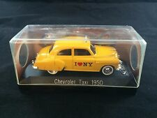 Solido France CHEVROLET 1950 TAXI Cab