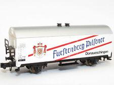 Sowa-N 1707K - Güterwagen Kühlwagen Bierwagen DB Fürstenberg Pilsener - Spur N