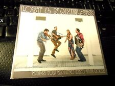 When You Walked into the Room [EP] [Slipcase] by Lost & Nameless (CD, 2014 folk