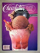 Chocolatier Magazine #6 - Summer, 1985