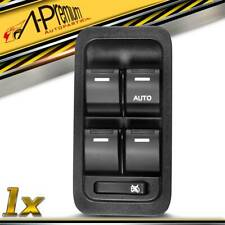 Master Window Switch for Ford Territory SX SY SZ Non-Illuminated Black 2004-2014