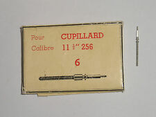 Cupillard winding stem 256  256-10  256-11  tige de remontoir Aufzugswelle