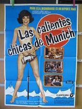 1851          LAS CALIENTES CHICAS DE MUNICH. ULRIKE BUTZ, DORITH HENKE.