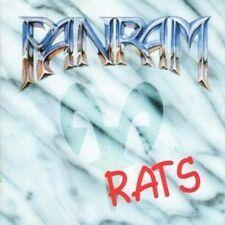 Pan Ram - Rats CD 1996 Panram Queensryche Crimson Glory power metal