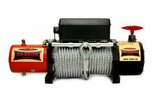 Verricello Elettrico 6,8hp 24V per Fuoristrada Dragon Winch Maverick DWM 12000