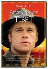 SEVEN YEARS IN TIBET  Brad Pitt - NEW DVD Box - FREE Post - mmoetwil@hotmail.com