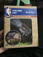 NBA Chicago Bulls Team Pride Light-LED Projector-Indoor/Outdoor Light
