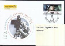 BRD 2008 Deutsche Post FDC MiNr. 2654   Helmut Käutner