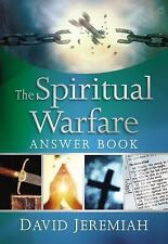 The Spiritual Warfare Answer Book by David Jeremiah (2016, Hardcover)
