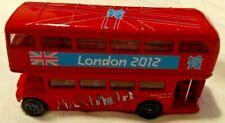 Corgi Olympics London 2012 Commemorative Double Decker Bus - Good Condition