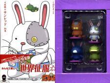 Tentai Senshi Sunred Vol. 14 Limited Edition Manga w/ Figures
