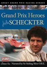 Jody Scheckter - Grand Prix Heroes (New DVD) Narrated by Sir Stirling Moss