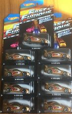 Brand New Fast And Furious '94 Toyota Supra 02/08 On Long Card